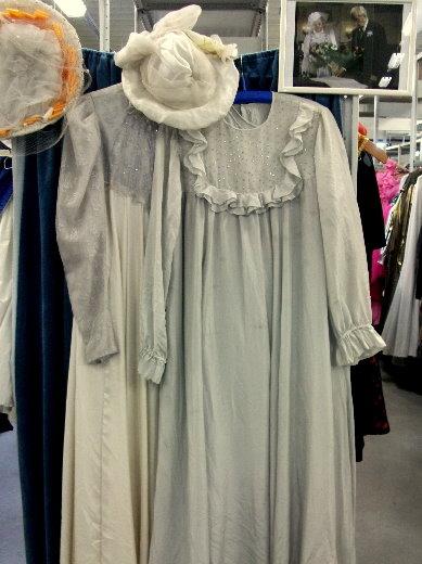 Dajka Margit menyasszonyi ruhája a Társkeresés N. 1463 75' című tévéfilmben