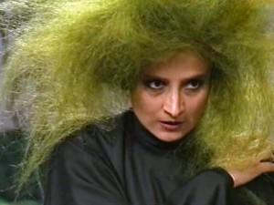 Az ezernevű lány - Kopárszív szerepében: Nagy Anna